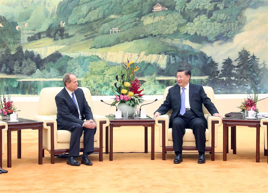 Stephen Perry Meetings Xi JinPing The 48 Group Club