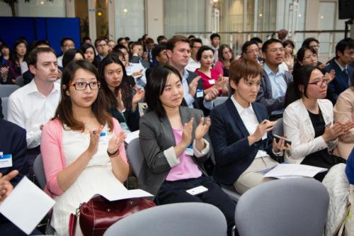 Long Yongtu Lecture: Crowd