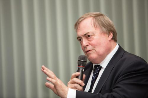 Long Yongtu Lecture: John
