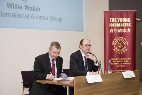 Willie Walsh Talk – 12 March 2013 Speech 1